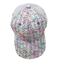 Mermaid Sprinkles Cap